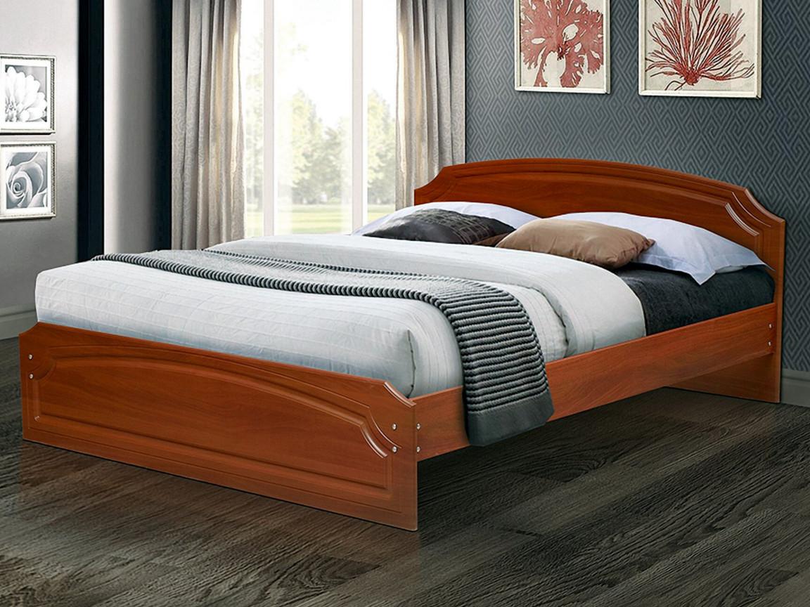 фото Кровать двойная Венеция 3 матовая