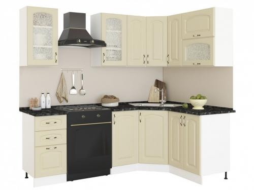 Угловая кухня Равенна Фаби 1650х1450