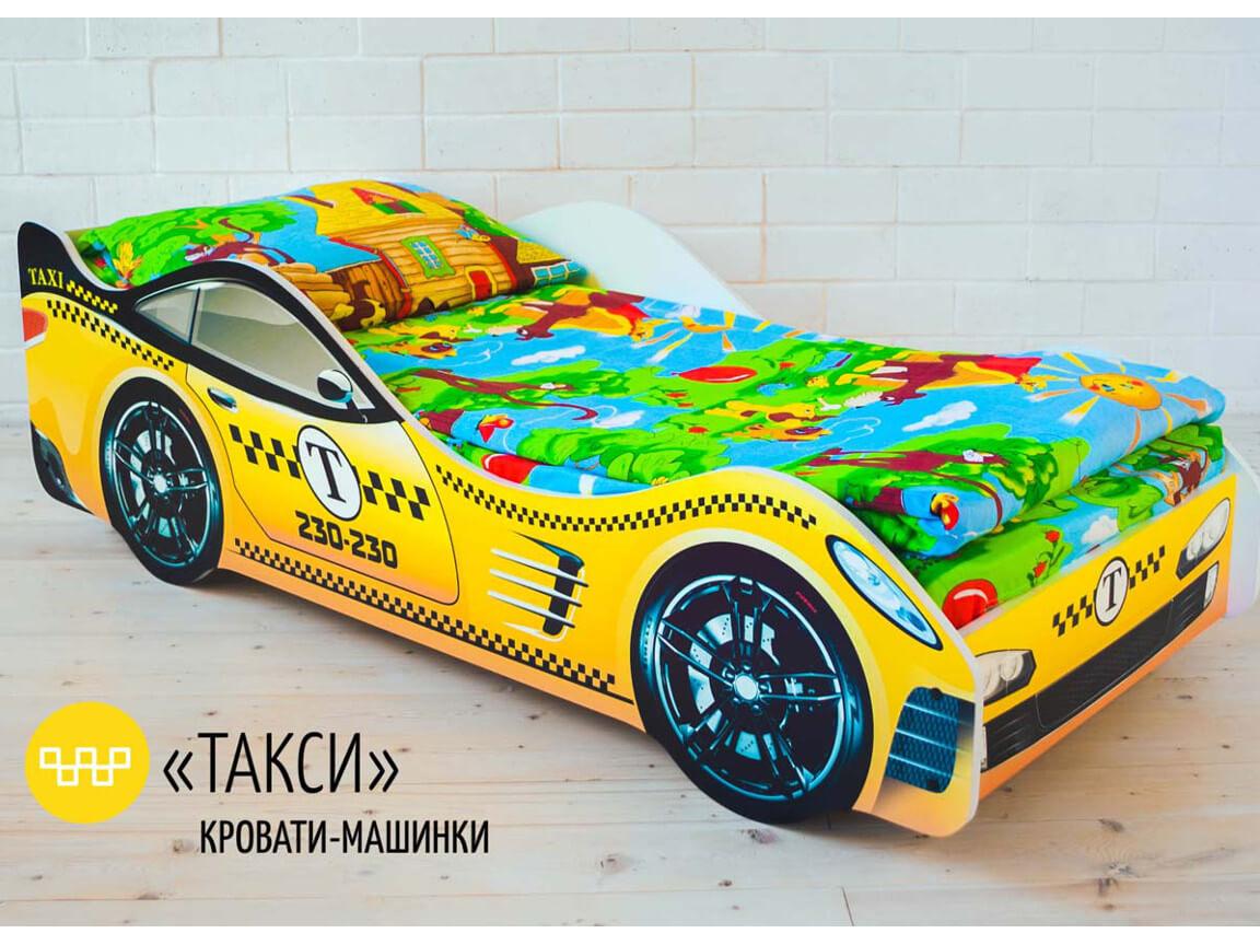фото Кровать-машина Такси