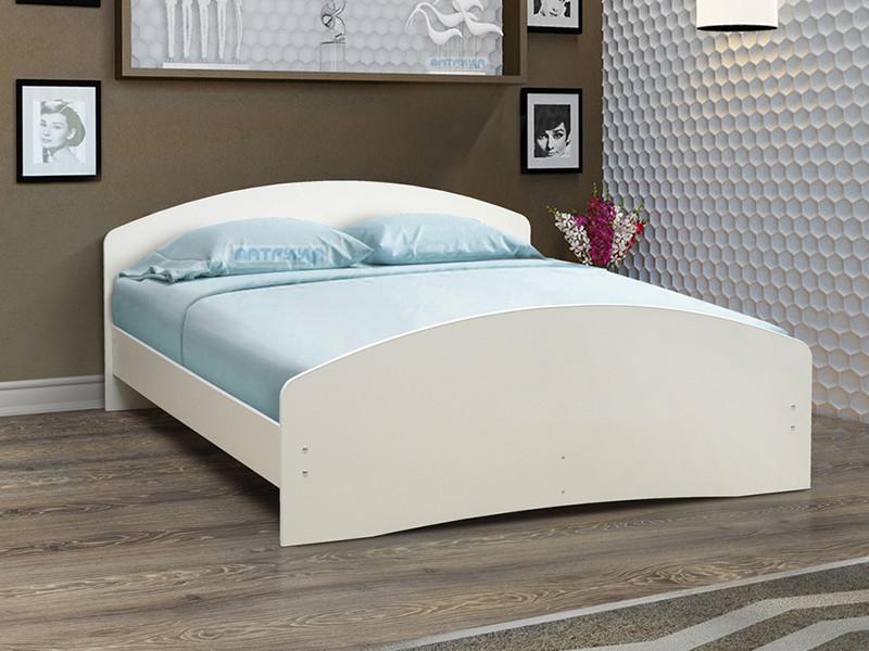 фото Кровать двойная на уголках No 2 Матрица