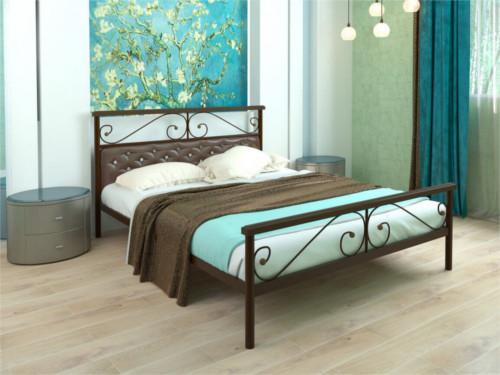 фото Кровать Эсмеральда plus мягкая