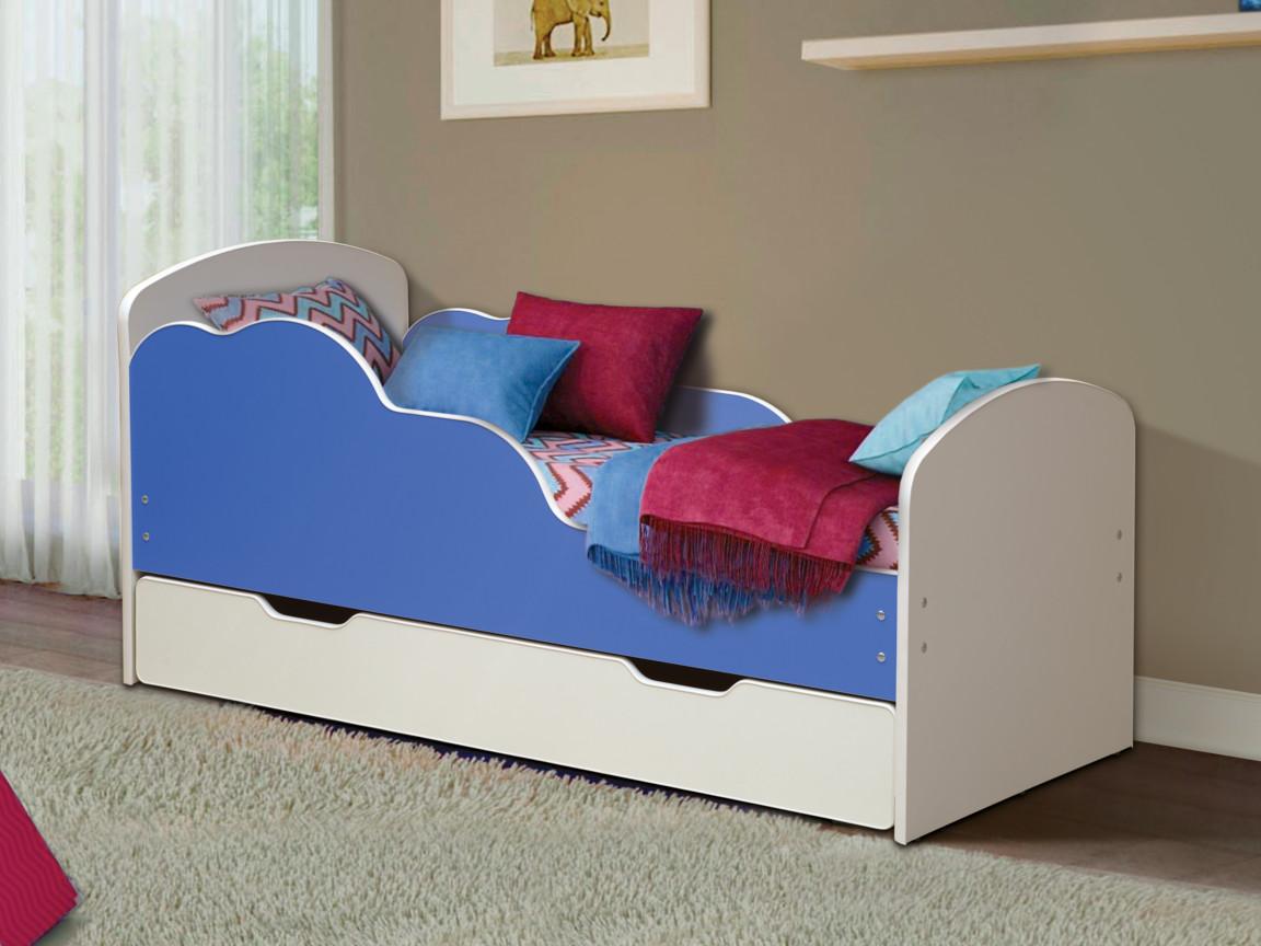 фото Кровать детская Облака 2