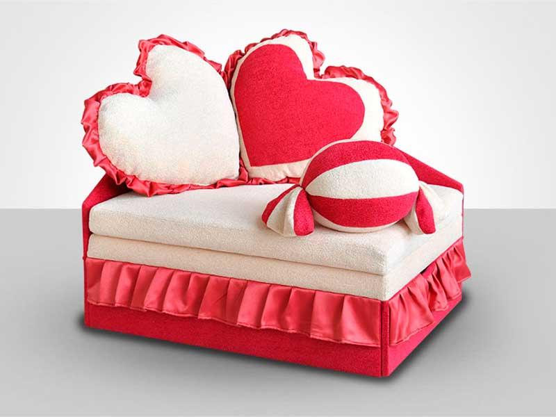 фото Детский диван Нежность