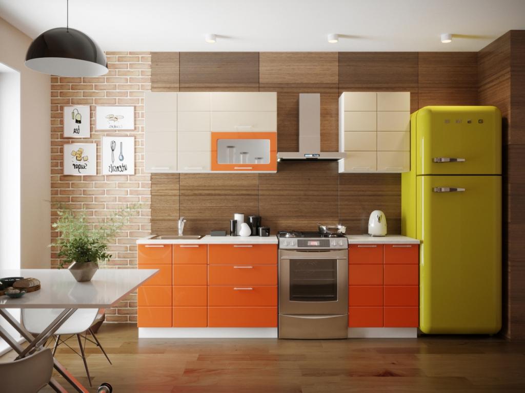 фото Кухонный гарнитур Соло 1800