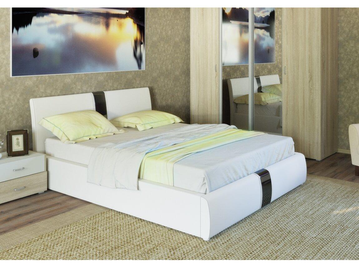 фото Интерьерная кровать Челси с ПМ