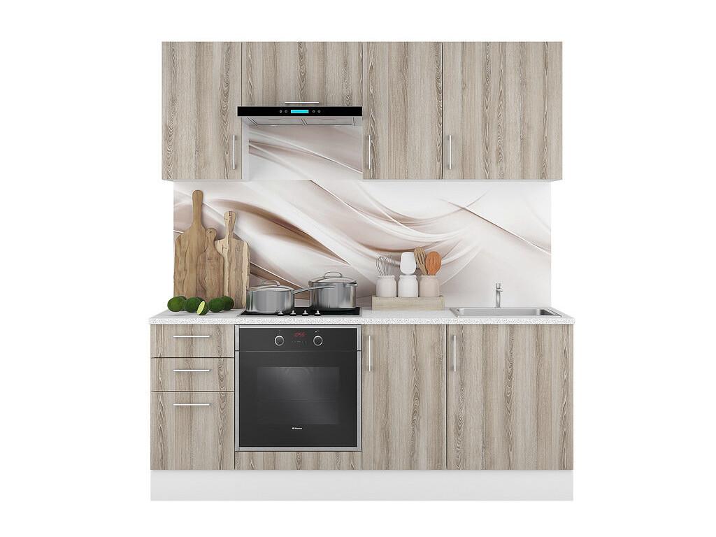 фото Кухонный гарнитур Европа Таормино