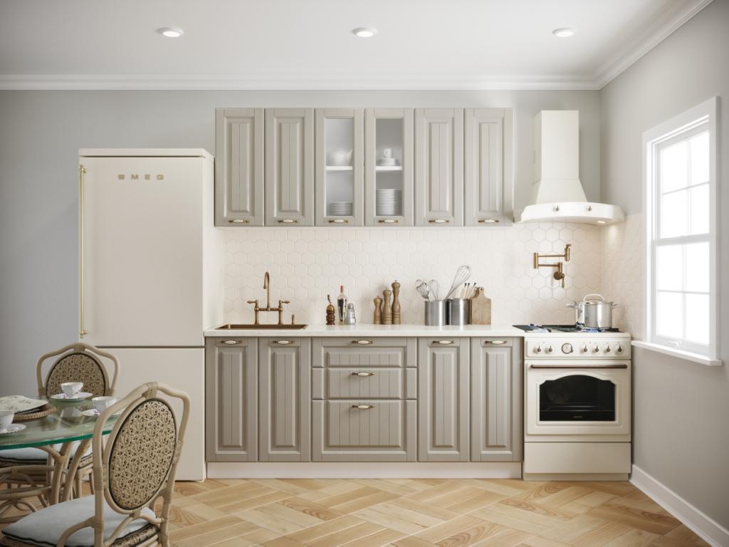 фото Кухонный гарнитур Кантри 1800
