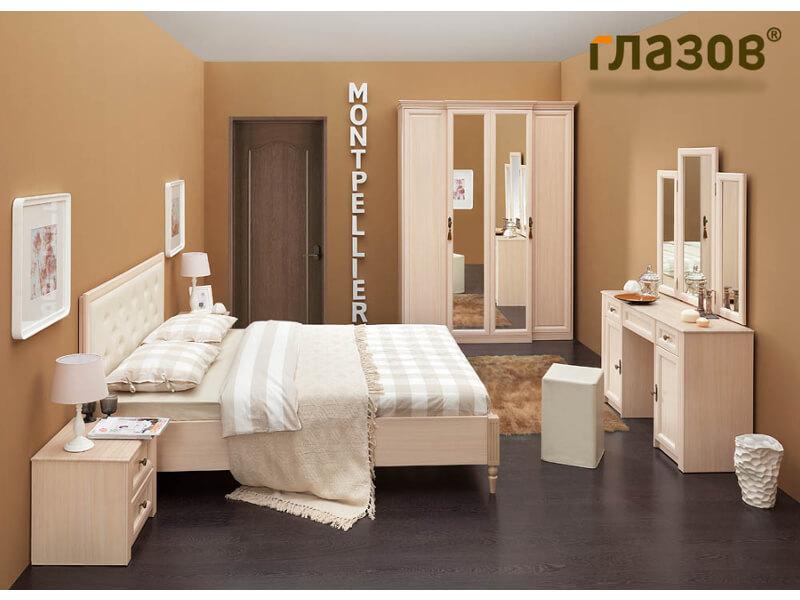 фото Спальня Монпелье