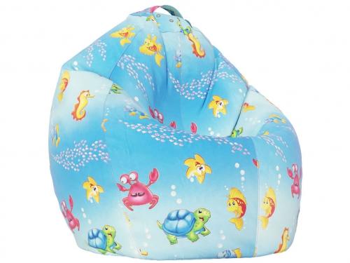 Кресло-мешок XL поплин