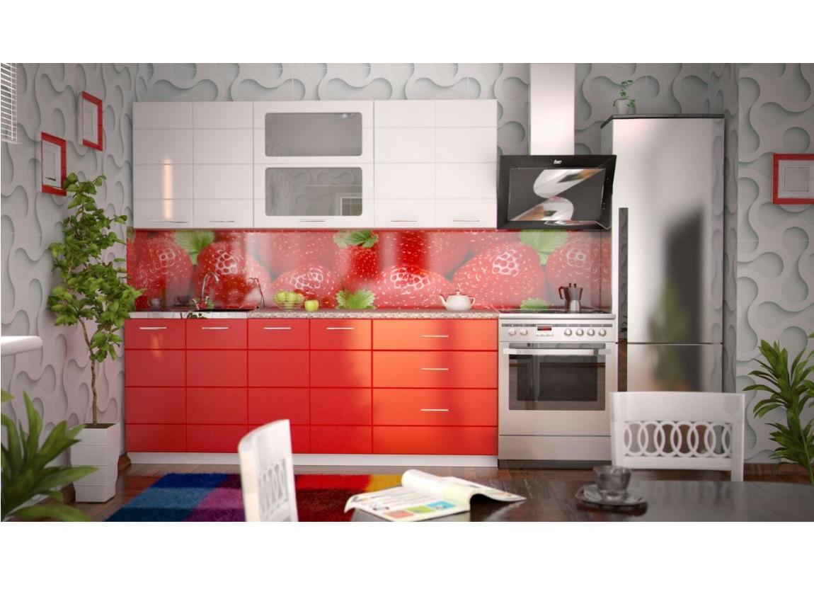фото Кухня Соло 1800 Рубин