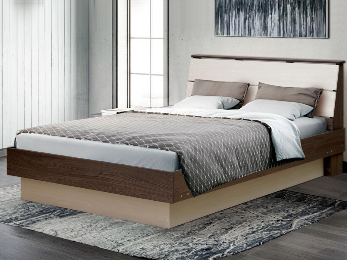 фото Кровать двойная Венеция 9 вариант 1
