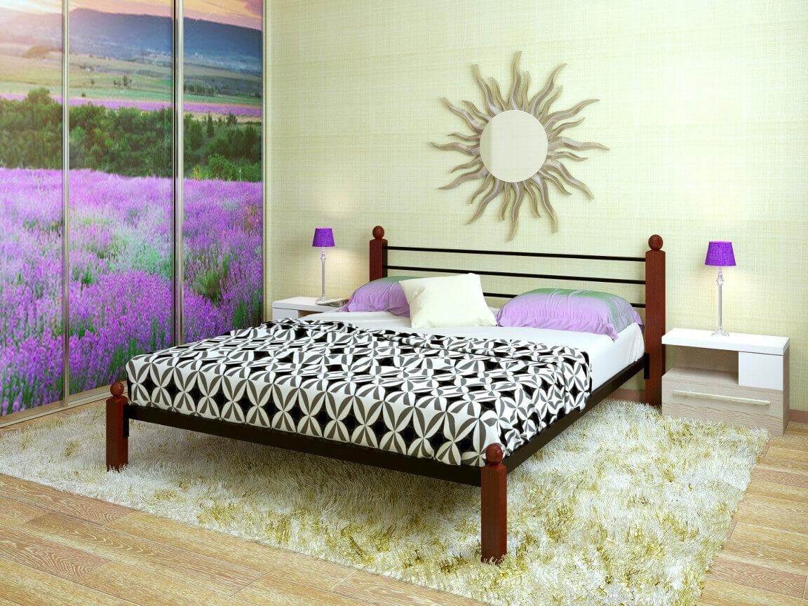 фото Кровать Милана Lux