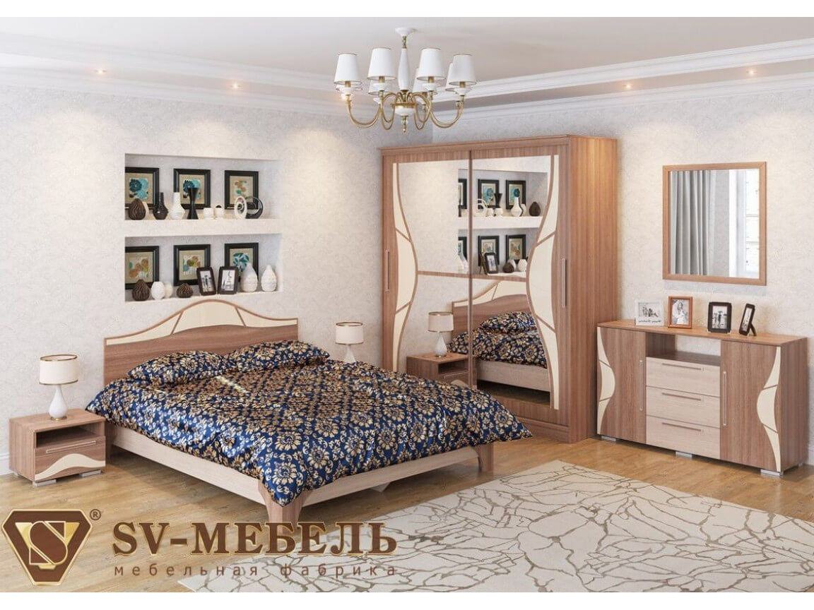 фото Спальня Лагуна - 5