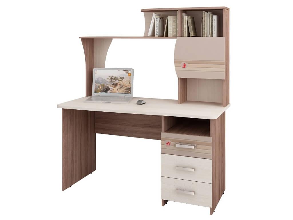 фото Компьютерный стол Британия 52.13 и 52.18