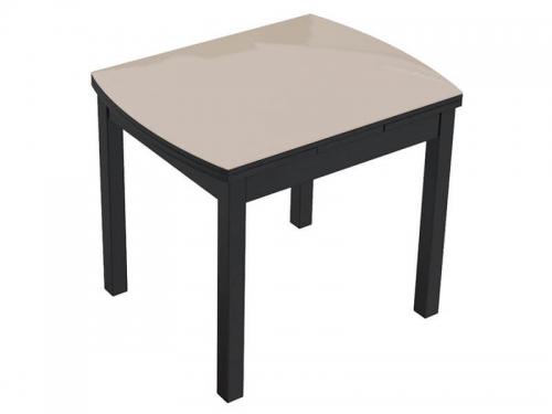 Стол обеденный Тенор с матовым стеклом