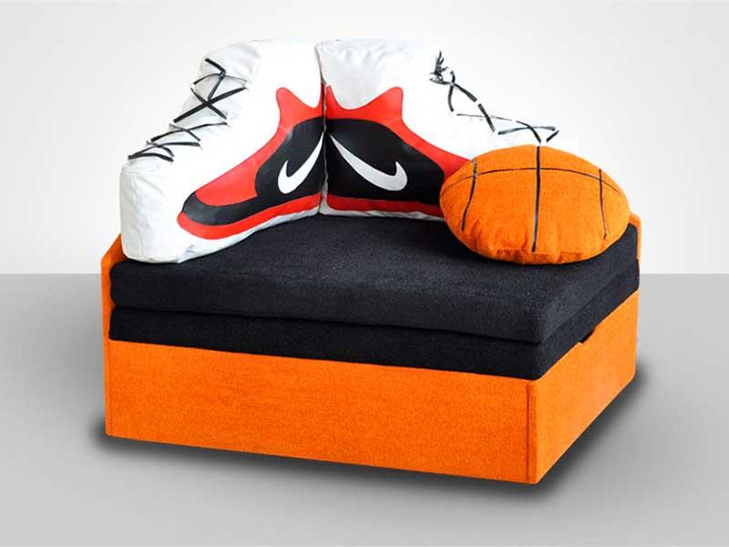 фото Детский диван Физрук баскетбол