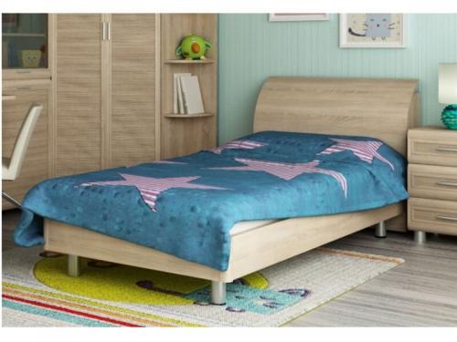 Кровать детская Ксюша КР-108