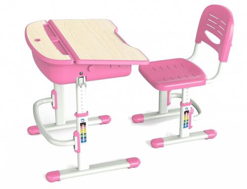 Парта и стульчик Mealux EVO-02