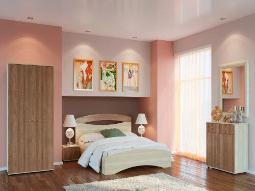 фото Спальня Болеро Фран