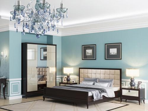 Спальня Лавиано