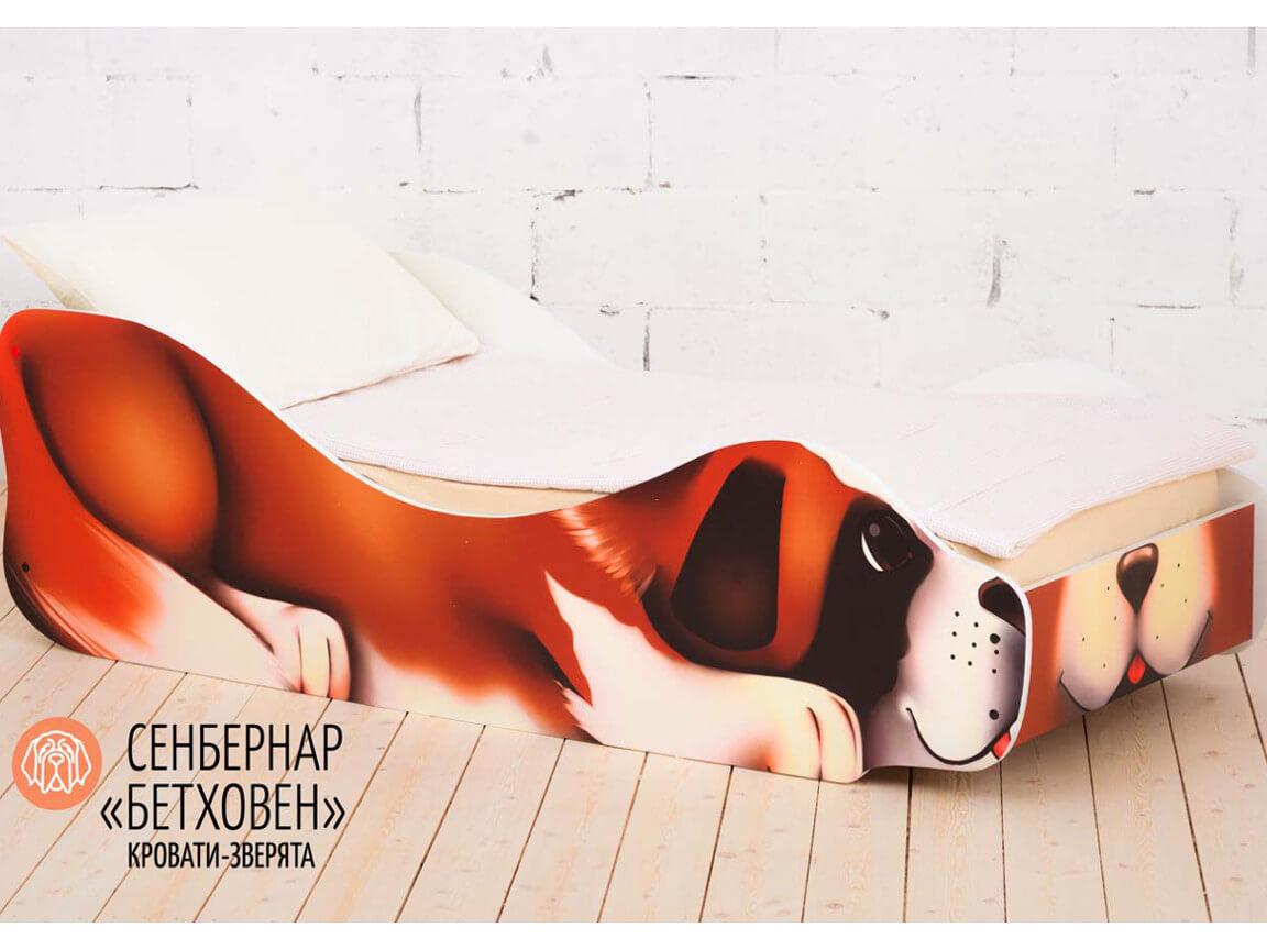 фото Детская кровать Сенбернар - Бетховен