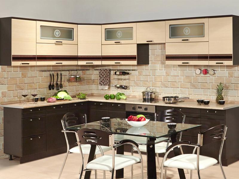 фото Модульная кухня Олимпия