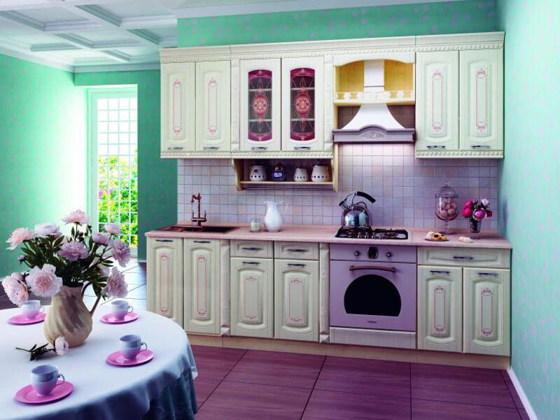 фото Кухня Глория 3