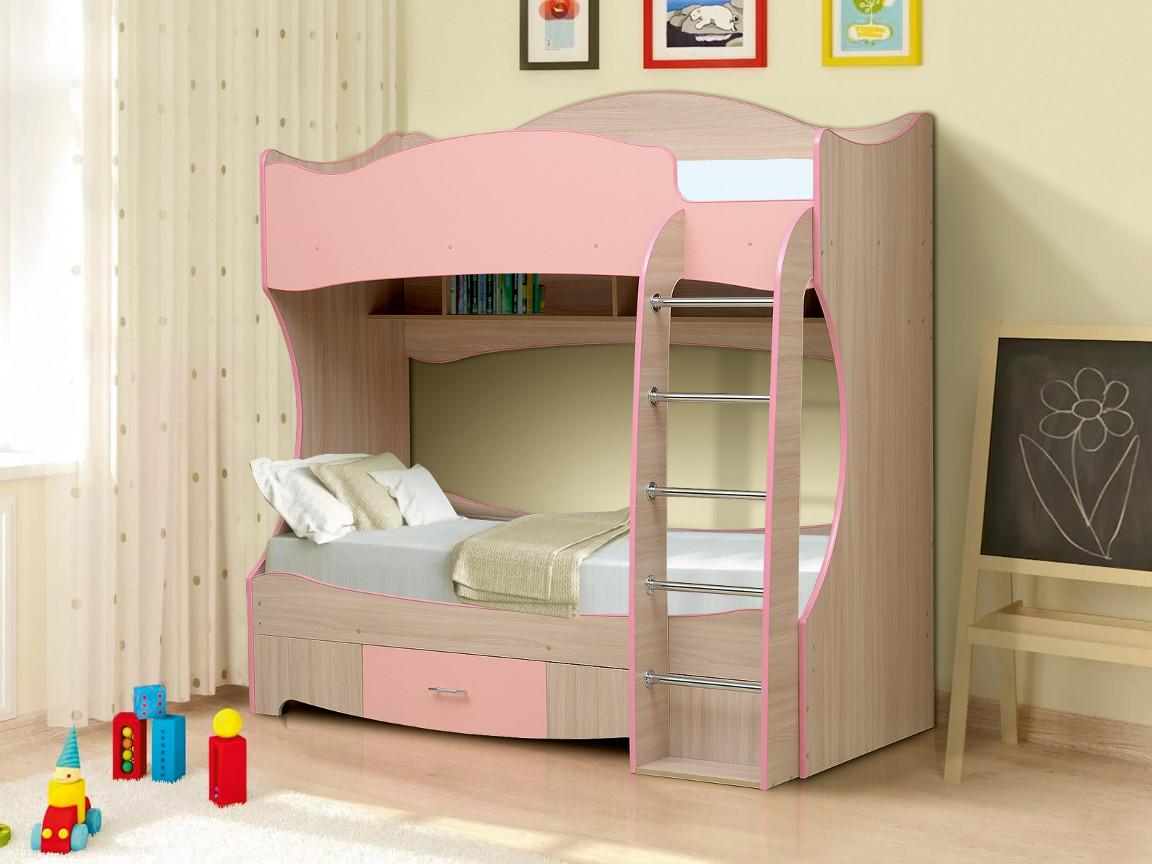 фото Кровать детская двухъярусная Юниор-7