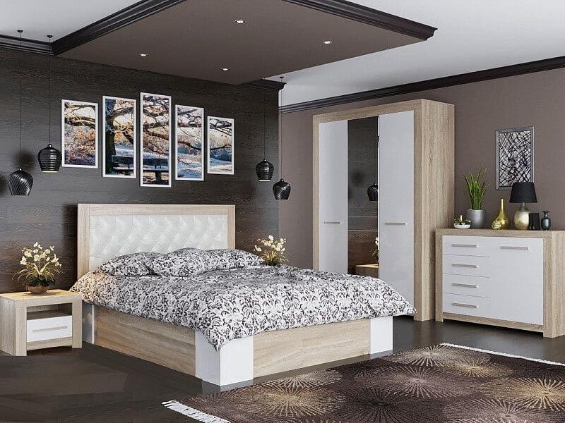 фото Спальня Лагуна 6