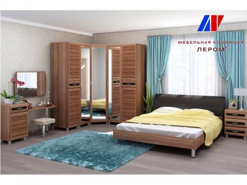 Спальня Мелисса Слива Валлис комбинированный
