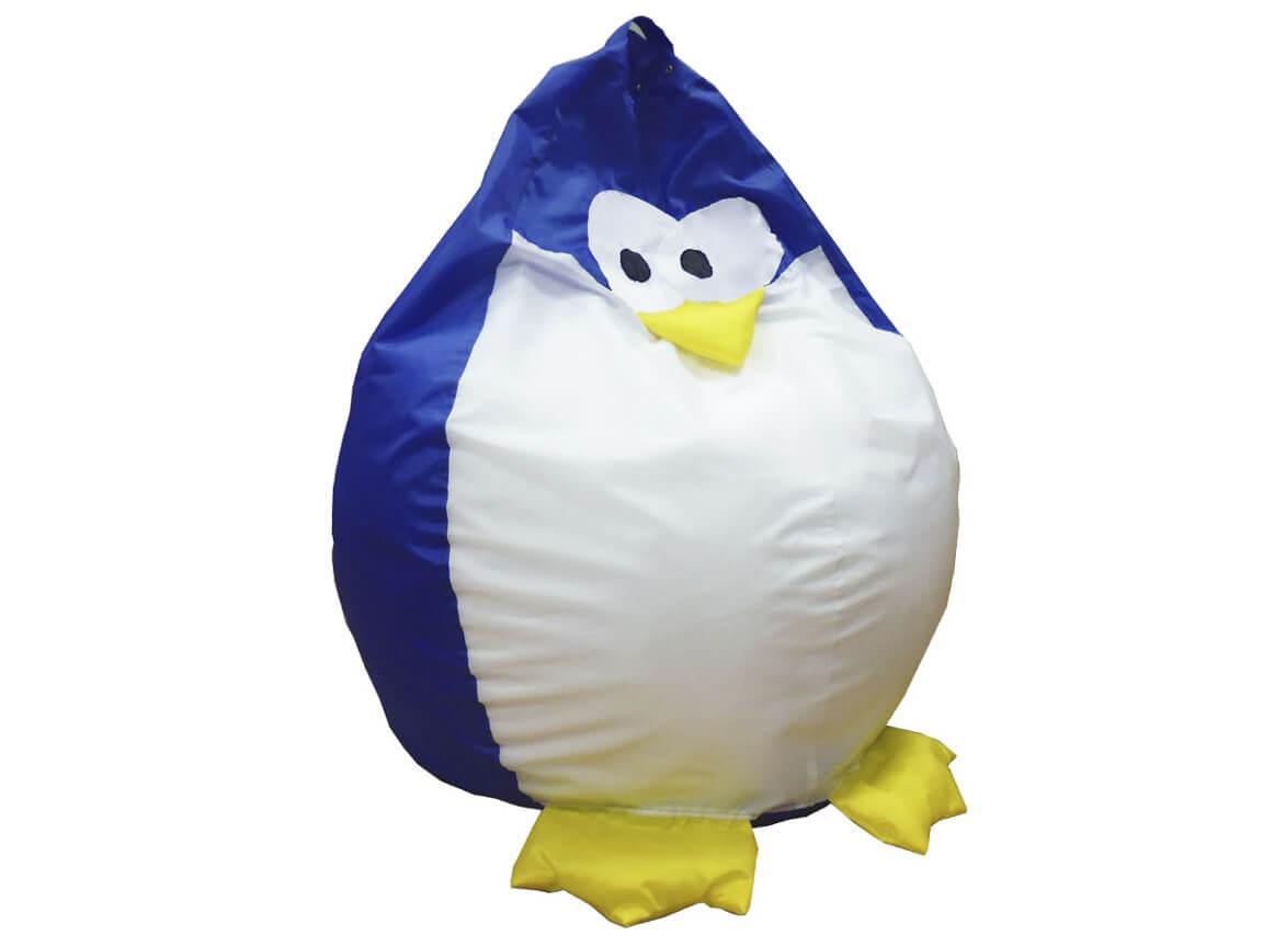 фото Кресло-мешок Пингвин нейлон