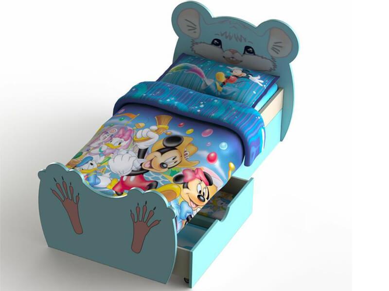 фото Кровать Мышонок