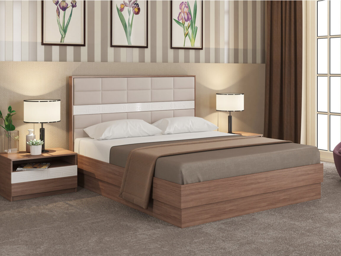 фото Спальня Неаполь