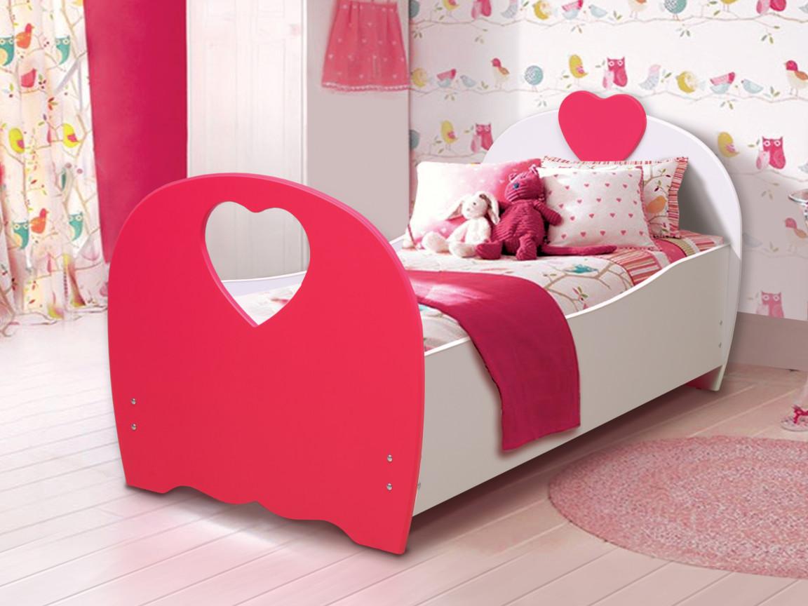 фото Кровать Сердце