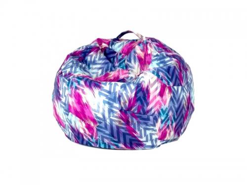 Кресло-мешок Мяч L категория 2 zetta violet