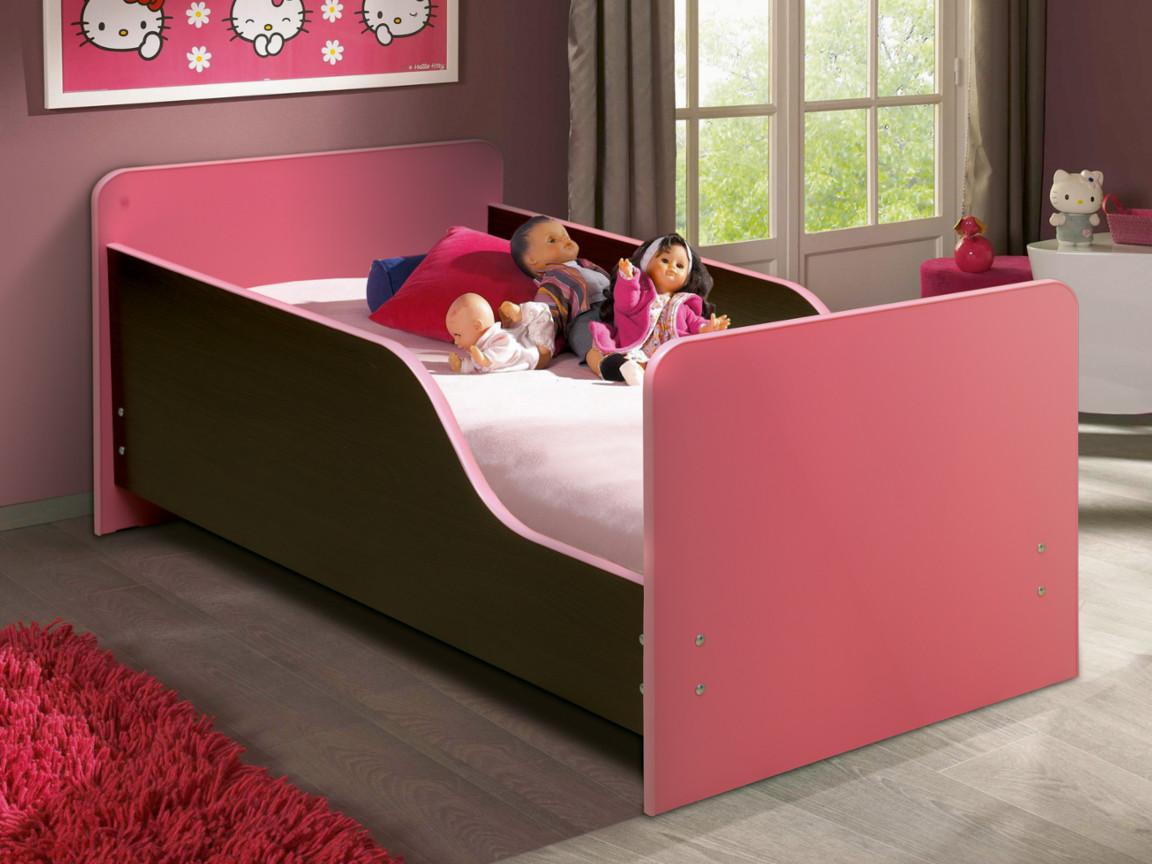 фото Кровать детская с бортом Малышка 2