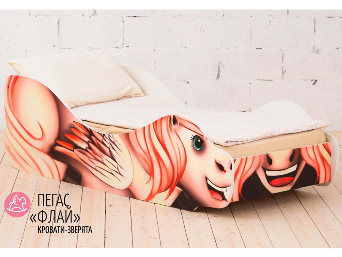 фото Детская кровать Пегас - Флай