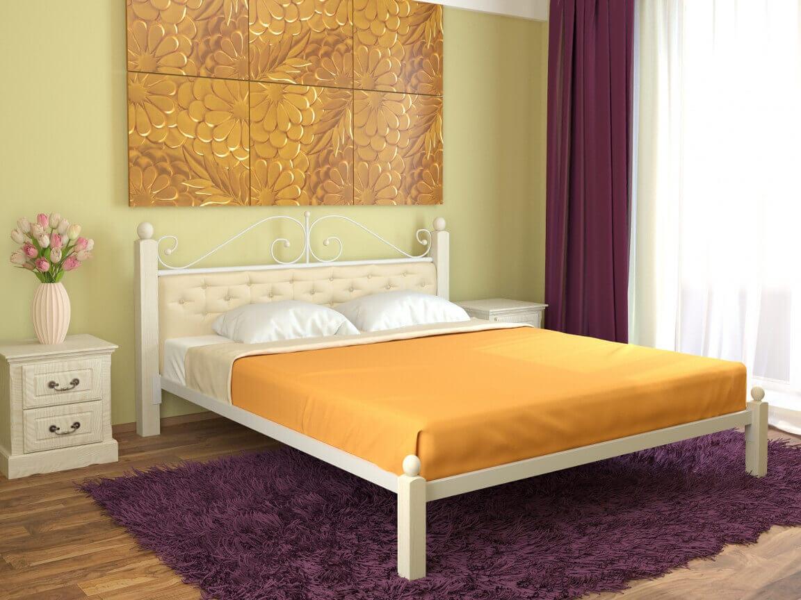 фото Кровать Диана Lux мягкая