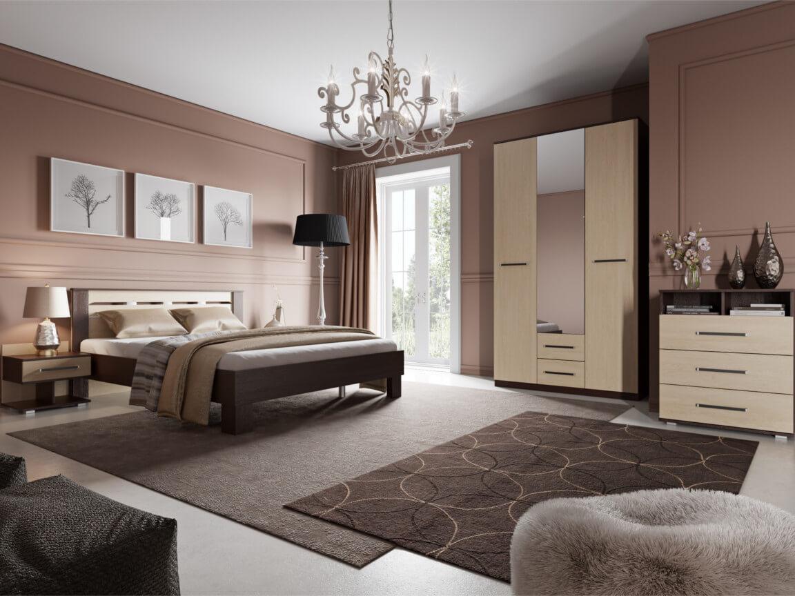 фото Спальня Женева
