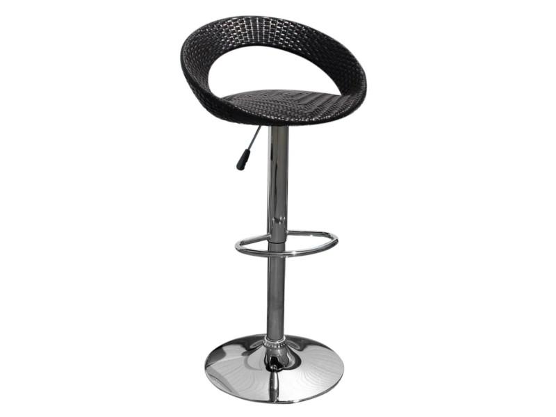 фото Бартый стул Лого LM-4000 искусственный ротанг