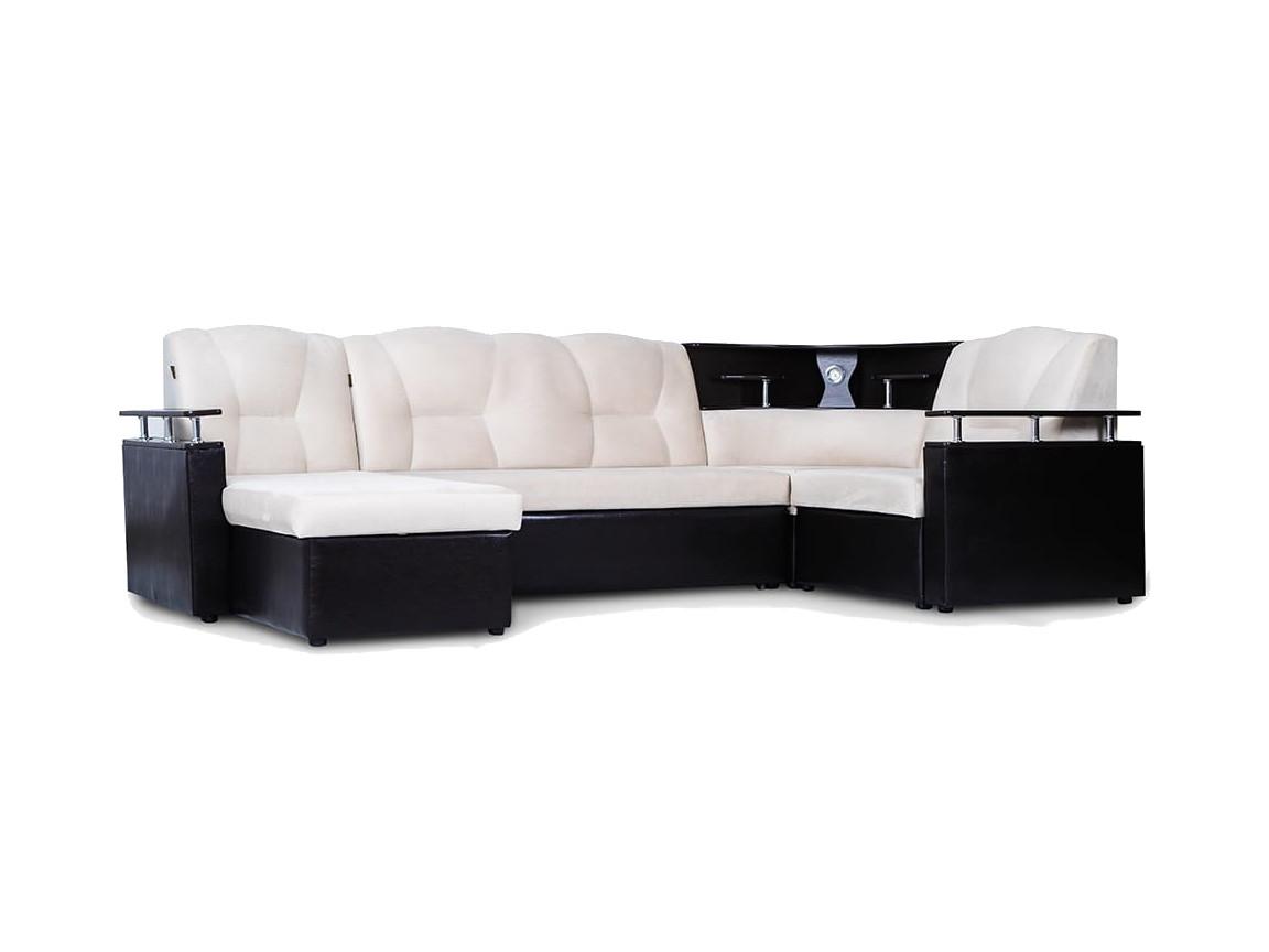 фото Угловой диван Титаник Select 038-Galactica 8