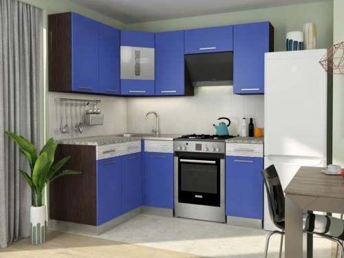 Кухонный гарнитур Алиса 11 угловой