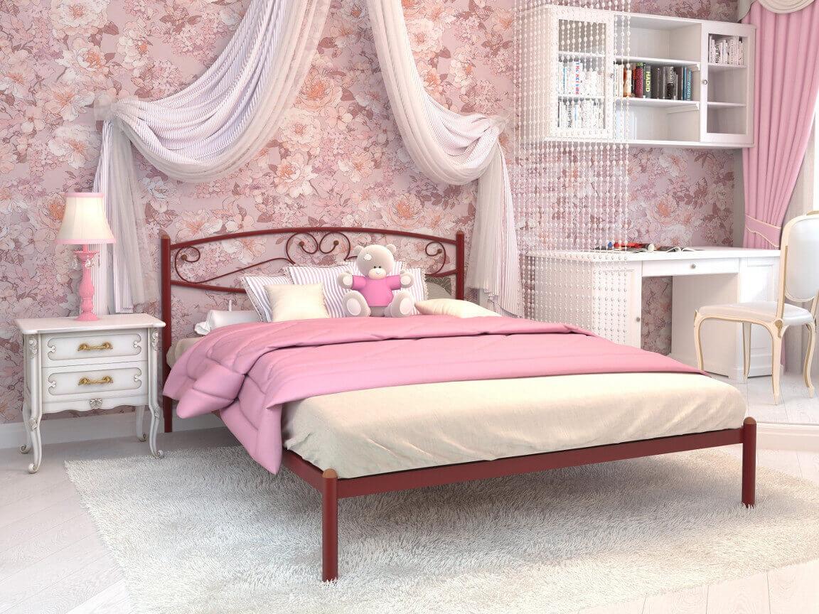 фото Кровать Каролина