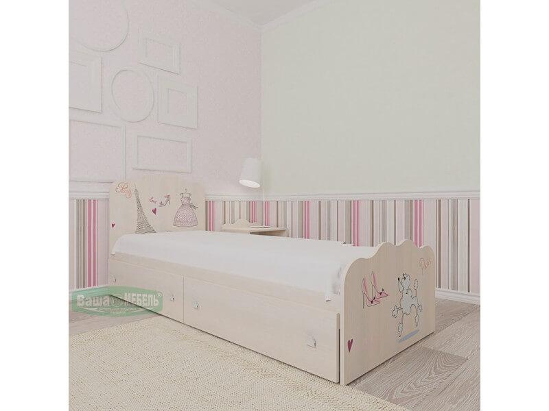 фото Кровать КР-18 Париж