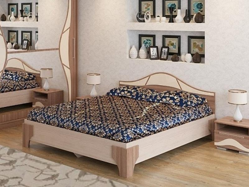 фото Кровать двуспальная Лагуна-5