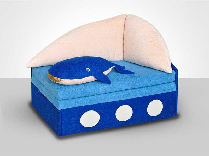 фото Детский диван Парус