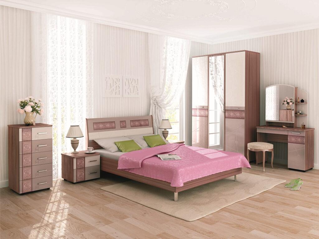 фото Спальня Розали