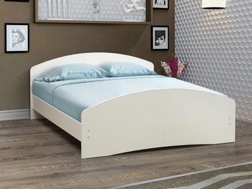 Кровать двойная на уголках No 2 Матрица