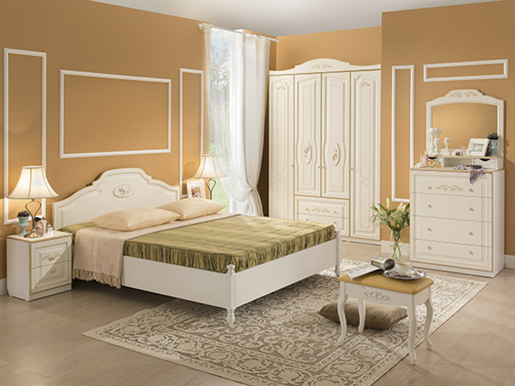 фото Спальня Диана Голд