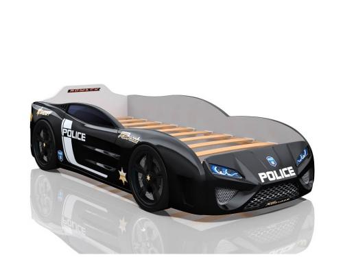 Кровать-машина Dreamer Полиция